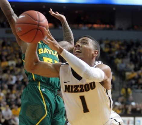 Phil Pressey scored 19 points in Saturday's 72-57 win over Baylor (photo via WilliamGreenblattPhotography.com)