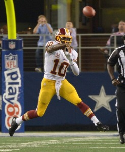 NFL-Washington Redskins @ Dallas Cowboys