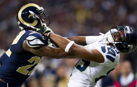 Seattle Seahawks v St. Louis Rams