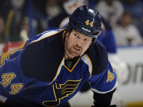 Los Angeles Kings v St. Louis Blues - Game One