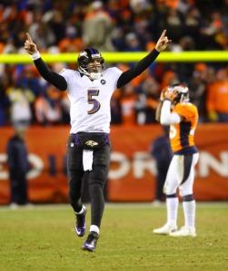 NFL Playoffs: Baltimore at Denver