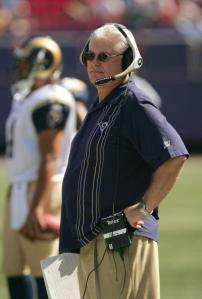 St Louis Rams v New York Giants