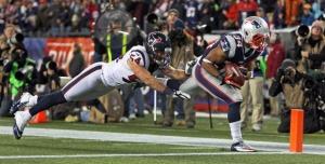Houston Texans Vs. New England Patriots At Gillette Stadium