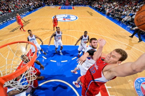 Los Angeles Clippers v Philadelphia 76ers