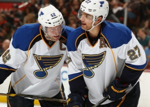 St. Louis Blues v Anaheim Ducks