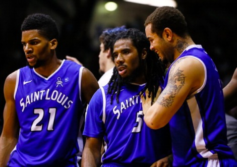 Saint Louis v Butler