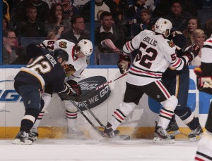Chicago Blackhawks v St. Louis Blues